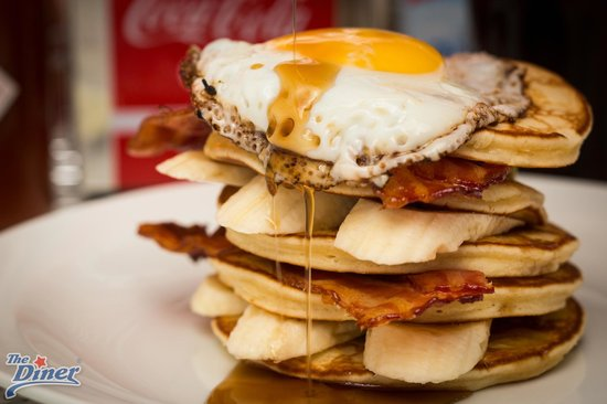 The Diner: Pancakes - Triple Trouble