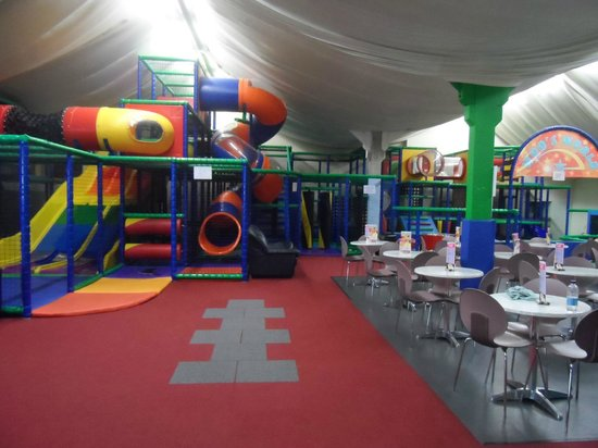 indoor play area in basildon essex