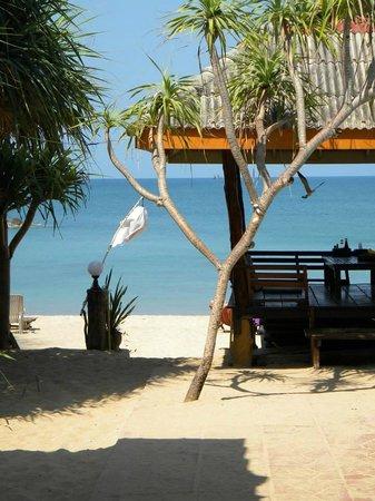 Lanta Miami Bungalows: The beach at Lanta Miami