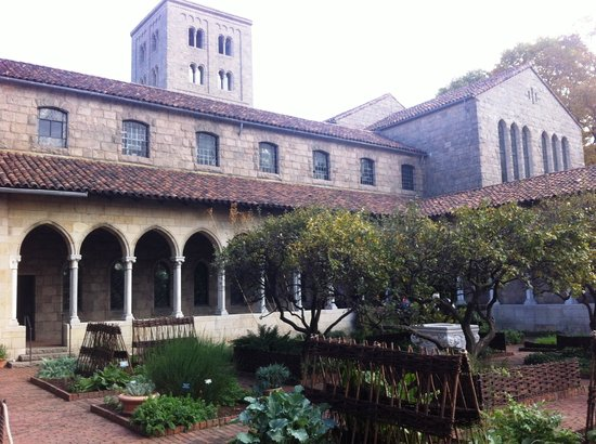 The Met Cloisters: Medieval Garden, The Cloisters, New York