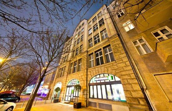 Novum Style Hotel Berlin Zentrum: Hotelansicht