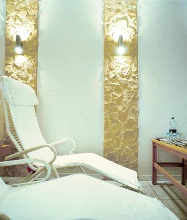 Berghotel Schiller: Sauna und Entspannungsbereich