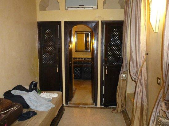 Riad Hermes: suite onyx
