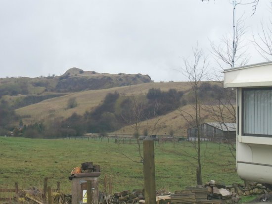 The Cross Inn : views from the site