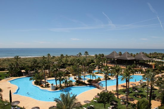 Islantilla, Spanien: PISCINA 4 / SWIMMING POOL 4