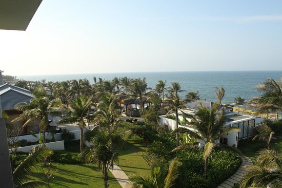 Sunrise Premium Resort Hoi An : view from suite 3327