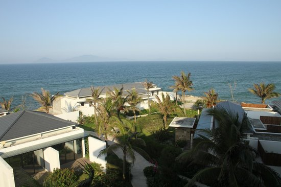 Sunrise Premium Resort Hoi An : view from room