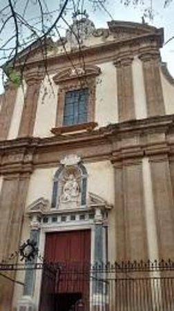 Chiesa del Gesu : esterno