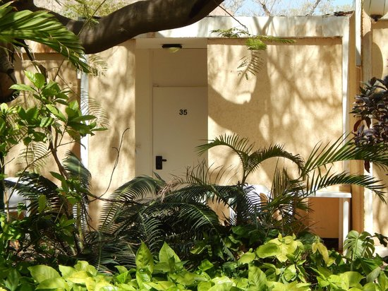 Ein Gedi Hotel: Скромно, но уютно