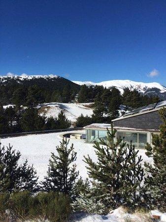 Sercotel Hotel & Spa La Collada : фото на территории отеля