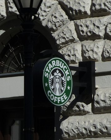 Photo of Coffee Shop Starbucks at Deal Ferenc Ut 23, Budapest, Hungary