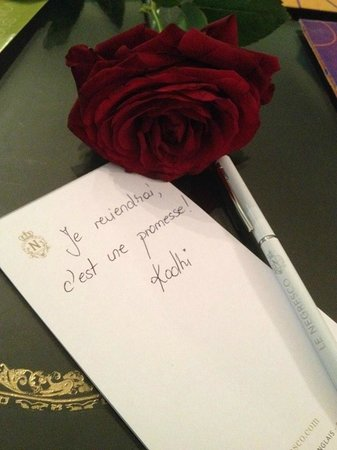Hotel Negresco : A promise