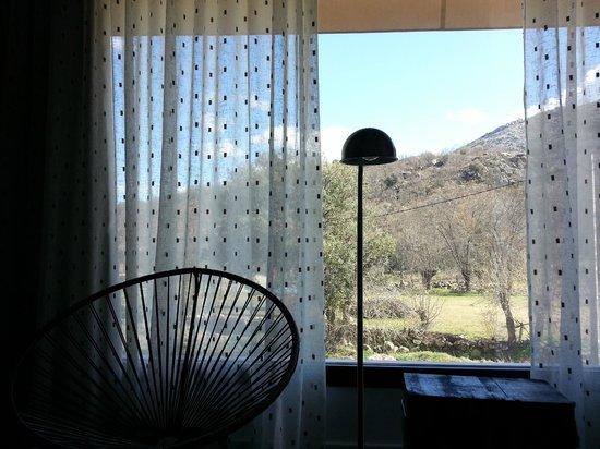 El Hotelito: vistas desde la cama