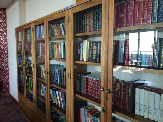 The View Hotel: Library