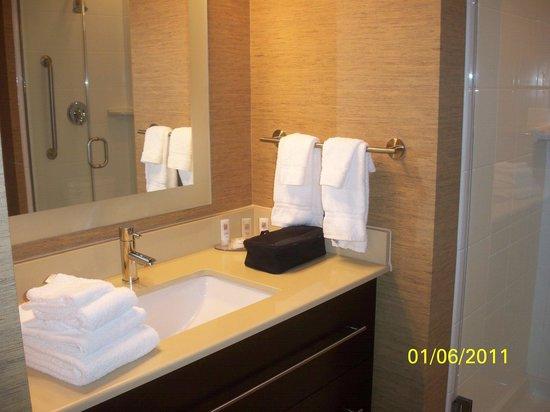 TownePlace Suites San Antonio Downtown: bagno