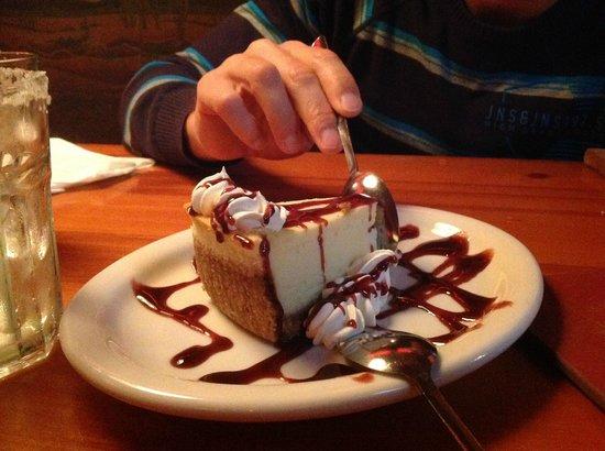 Durango's Steakhouse : Cheesecake