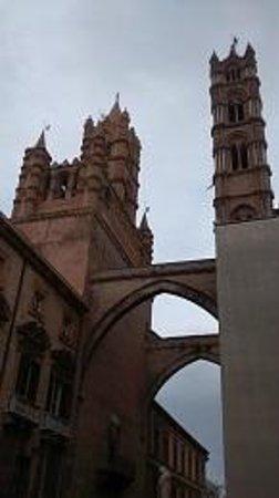 Cattedrale di Palermo: esterno