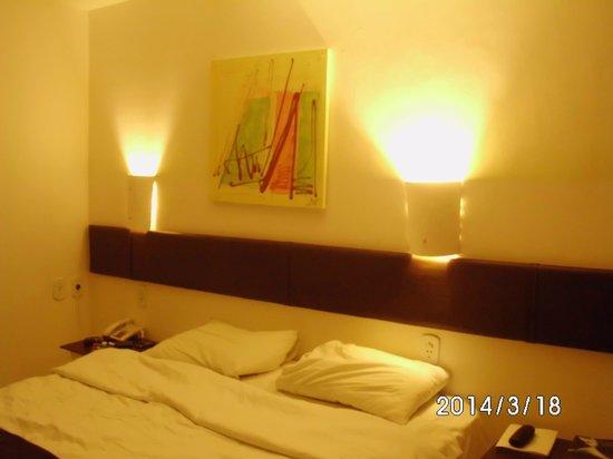Barra da Lagoa Hotel : Habitacion