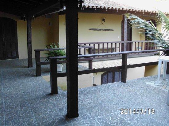 Barra da Lagoa Hotel : habitaciones superiores
