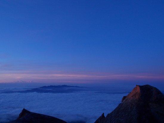 Mount Kinabalu: Sunrise