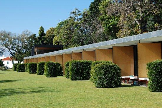 Quinta da Casa Branca: The Garden Rooms.