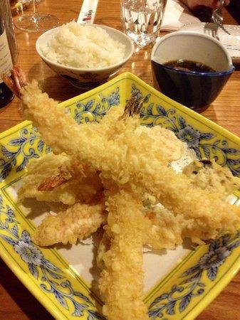 Little Tokyo: Shrimp and Vegetable Tempura