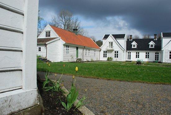 Alvoen Country Mansion - Bymuseet i Bergen: Alvøen Hovedgård. Photo: Bymuseet i Bergen