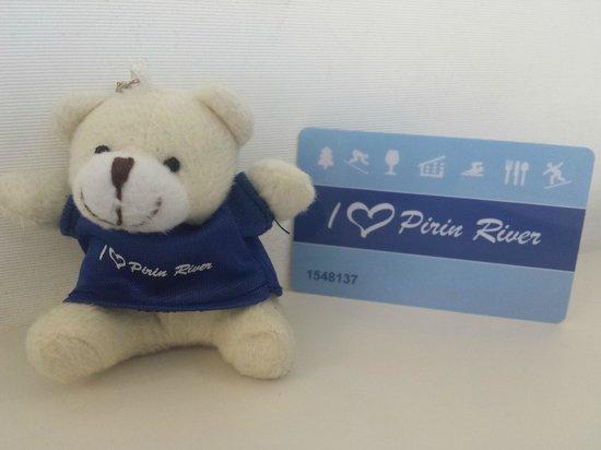 Pirin River Ski & Spa : We really love Pirin River