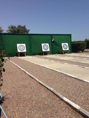 SUNRISE Select Royal Makadi Resort : Archery