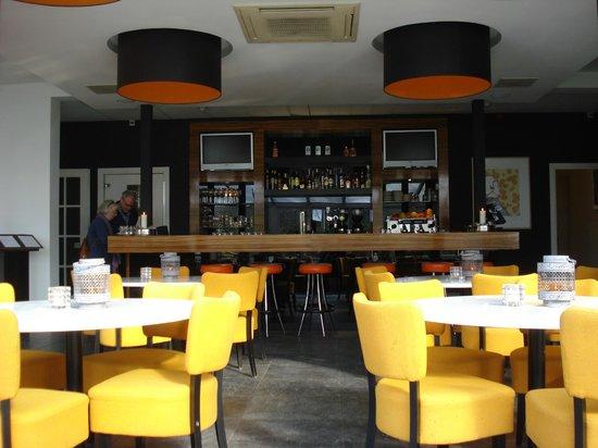 Hotel Oranjeoord : Bar