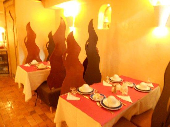 Villa Royale Montsouris : Breakfast area
