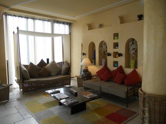 Villa Royale Montsouris: Lounge