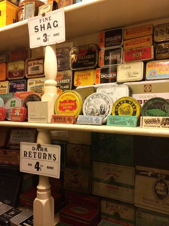 Museum of Shops: Tobacconists