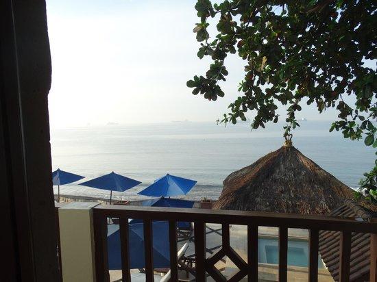 Royal Candidasa: Royal Bali Beach Club: view from balcony