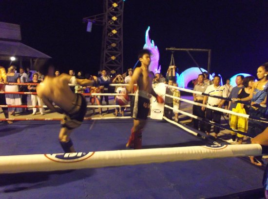 Siam Niramit Phuket: Muay Thai show