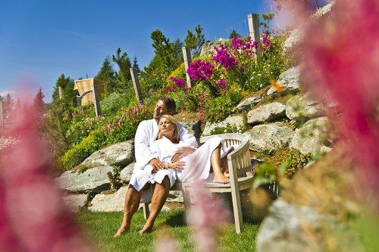 Mountain Resort Feuerberg: Gartenanlage