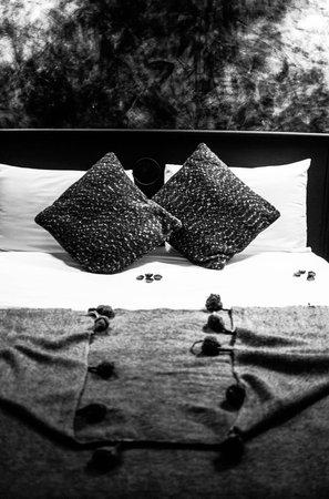 Riad Matham : Bed