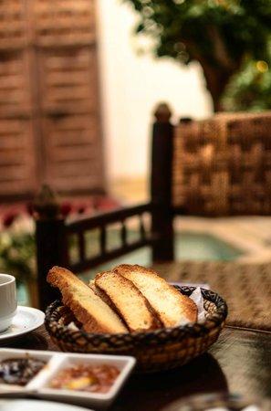 Riad Matham : Breakfast