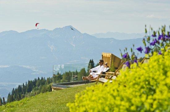 Mountain Resort Feuerberg: Strandkörbe