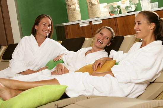 Mountain Resort Feuerberg: Lounge