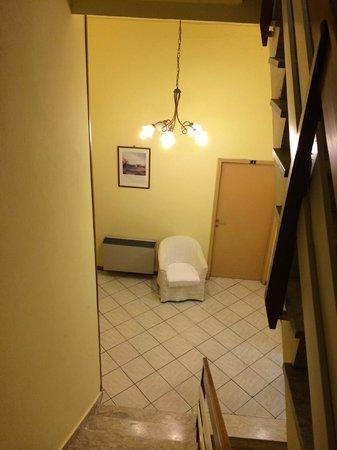 Hotel Lazzerini: Corridoio