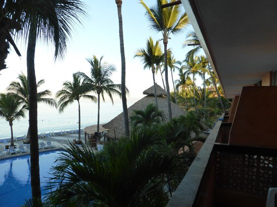 Las Palmas by the Sea: beautiful view from balcony