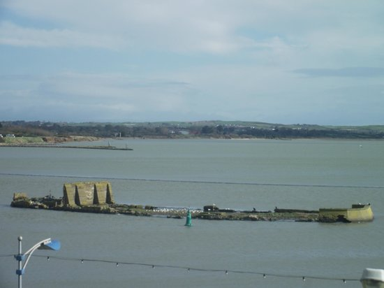 Talbot Wexford : view from room