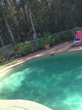 Carriages Boutique Hotel & Vineyard : Pool