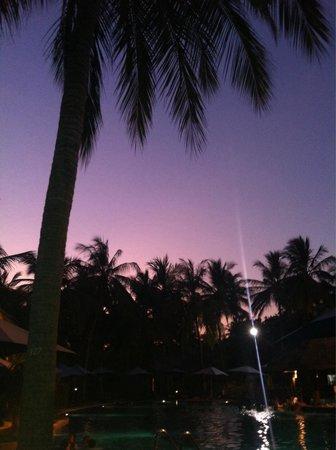 Bandos Maldives : dawn