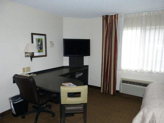 Candlewood Suites Nashville Brentwood : Work Area