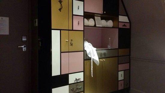 La Maison Favart: Massage room