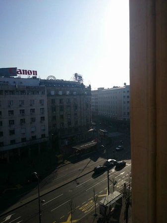 Hotel Moskva: VIEW FROM ROOM 420 IN THE MORNING