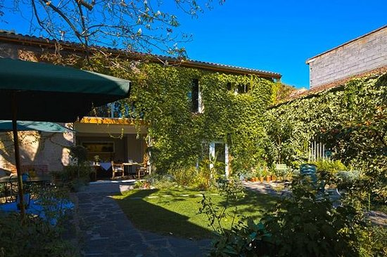 La Cour Carrée : The courtyard