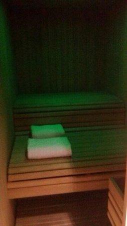 La Maison Favart: Sauna